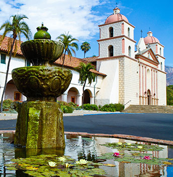 Visit Old Mission Santa Barbara