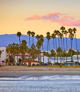 Take In The Beauty of Santa Barbara