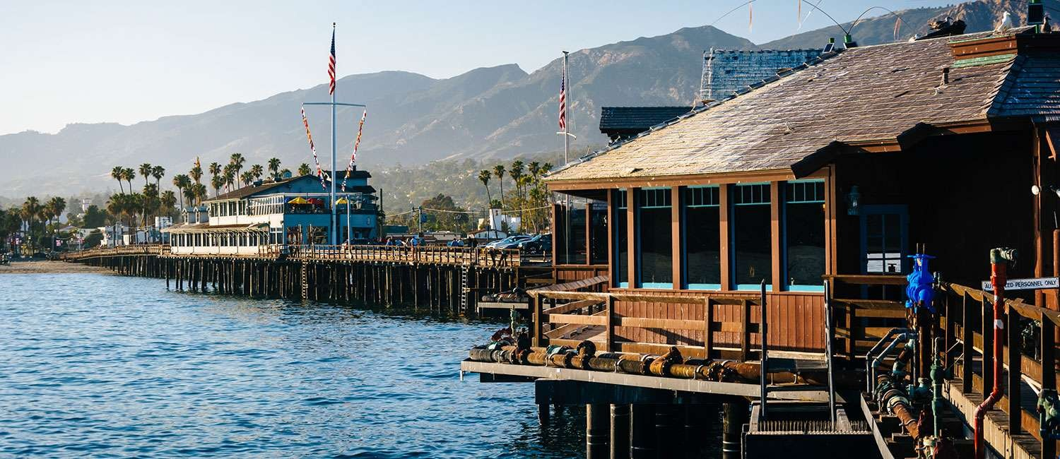 WORLD-CLASS SANTA BARBARA ATTRACTIONS ARE JUST MINUTES AWAY